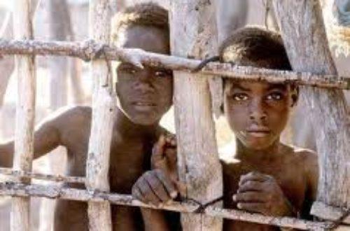 Article : Le phénomène des «restavèk» en Haïti!